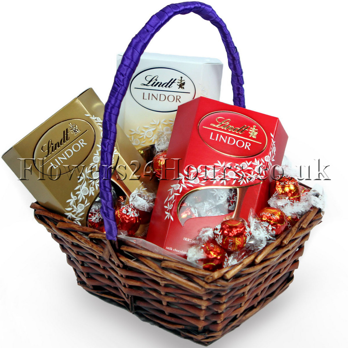 Chocolate Gift Baskets: Lindt Chocolate Gift Baskets Sydney