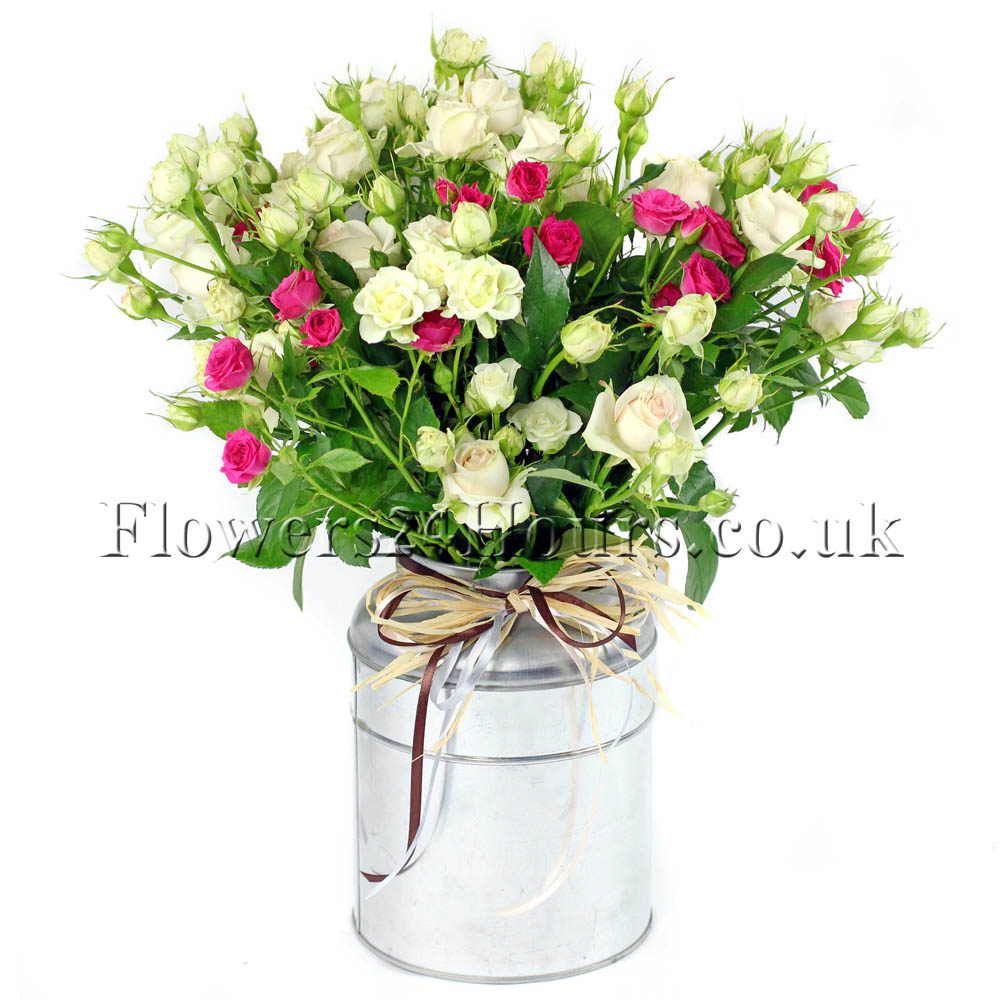 Mother s day gift ideas flowers blog flowers tips and for Garden arrangement ideas