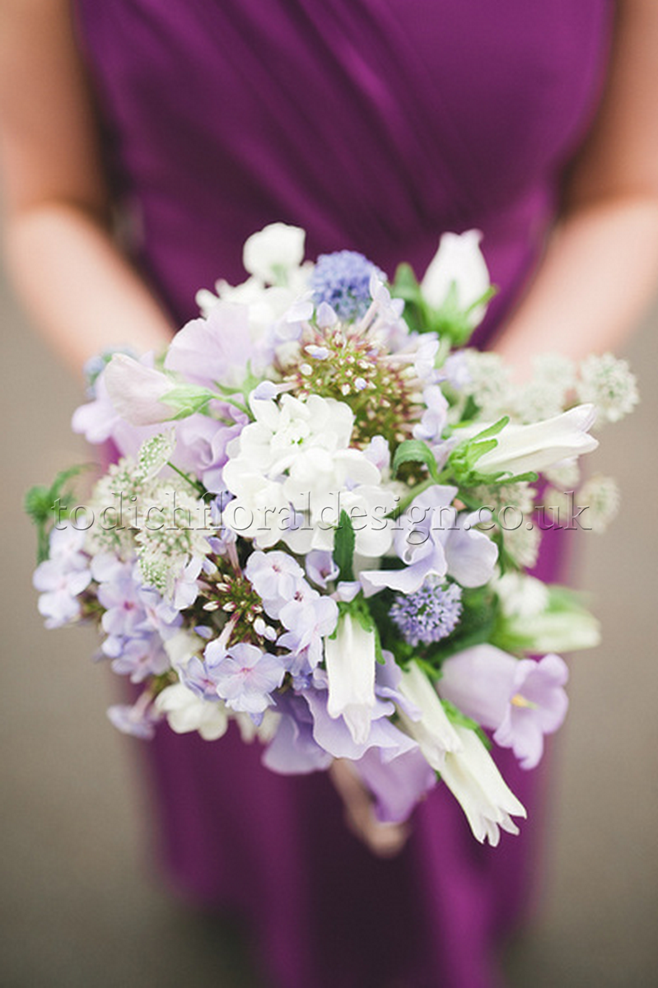 Wedding fowers delivery London - top floral design