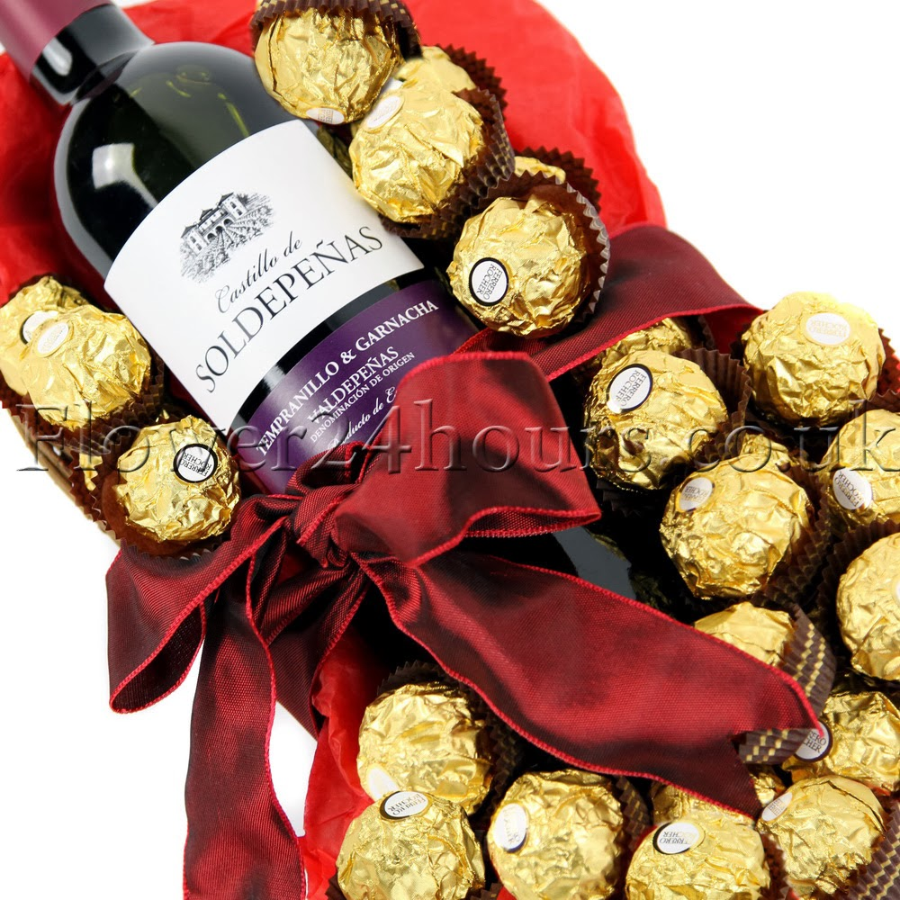 Wine Ferrero Rocher