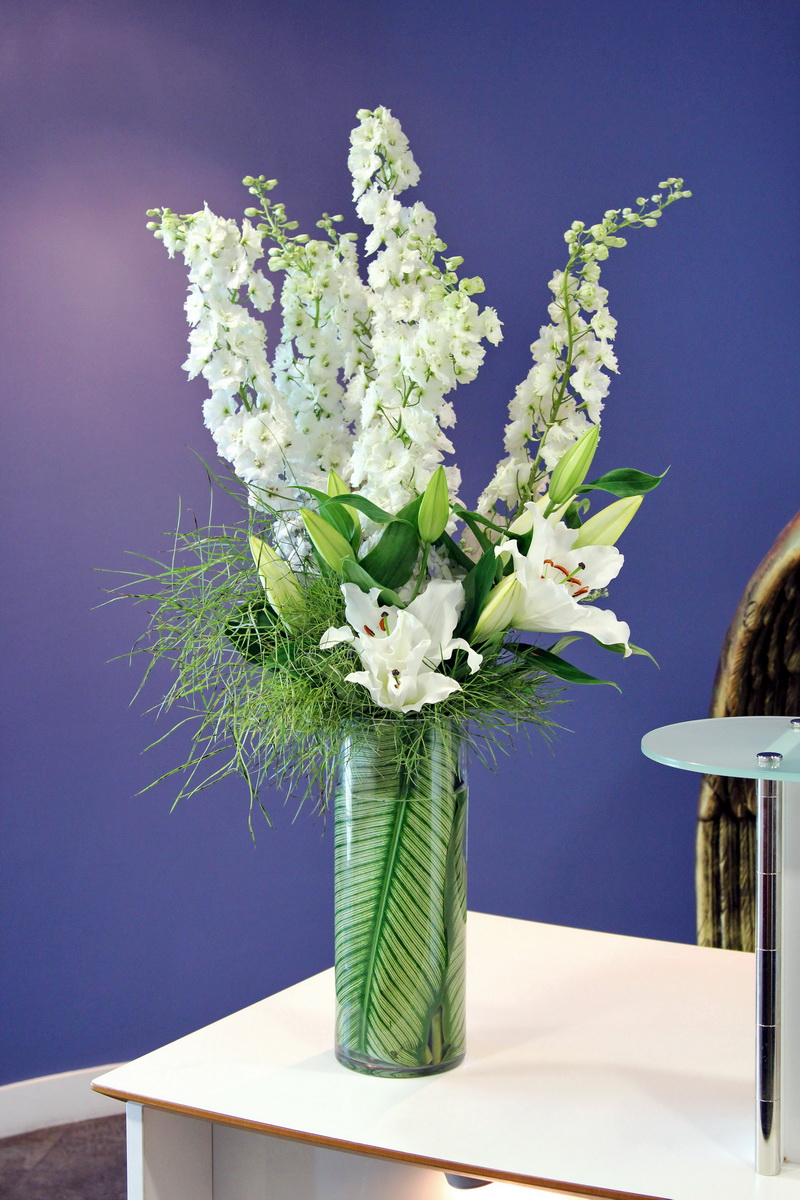 Corporate Business Office Flowers For London Uk Delivery