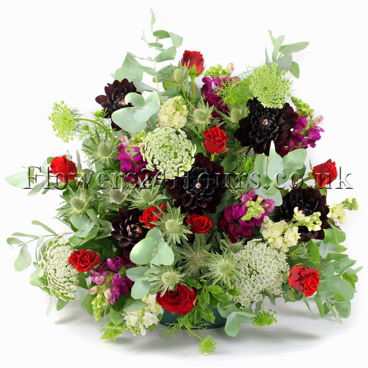 30) English Garden Arrangement_resize