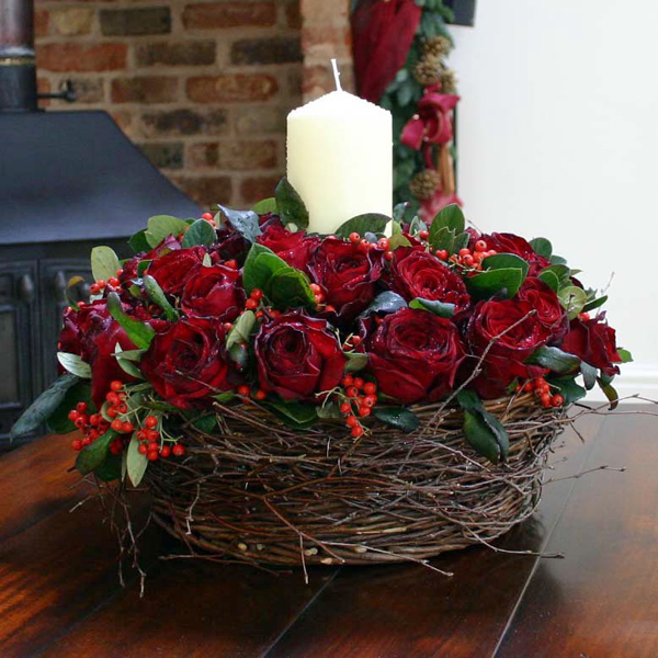 The Gift of Christmas Flowers - Flowers Blog | Flowers Tips and ...