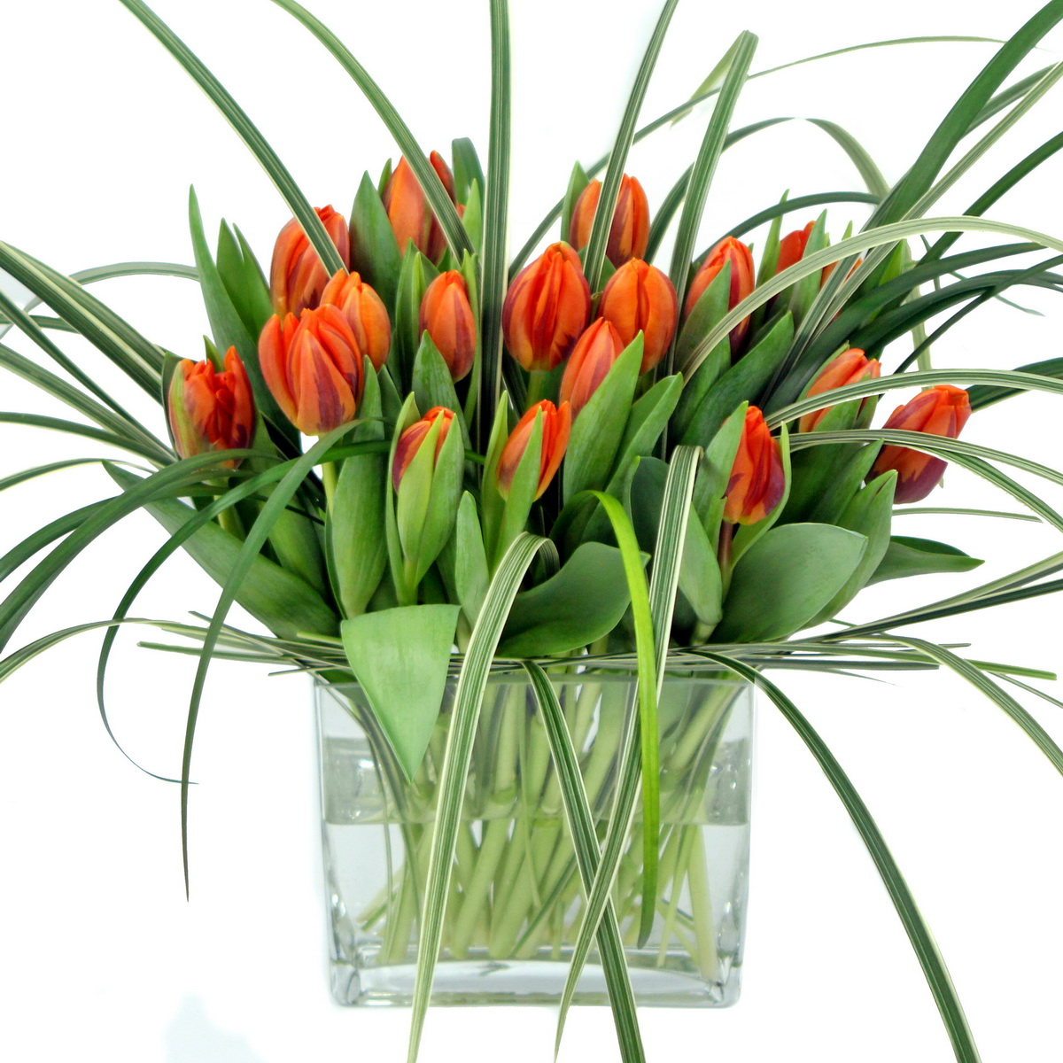 Easter flowers tulips Spring flowers tulips Easter flower decorations tulips Easter bouquets and tulips table centrepieces London florist