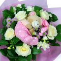 Lullaby Girl Baby Bouquet