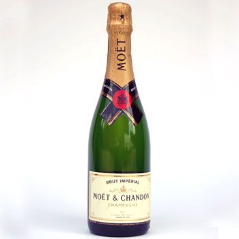 Moet and Chandon Champagne 37.5 cl