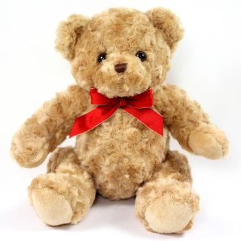 Traditional Cuddly Bear - 30cm