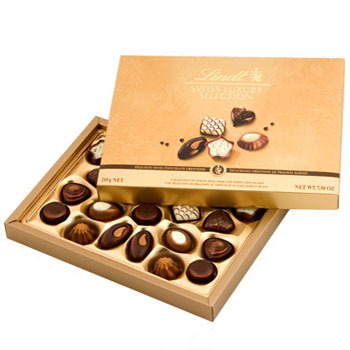 Lindt Swiss Luxury Selection  (195g)