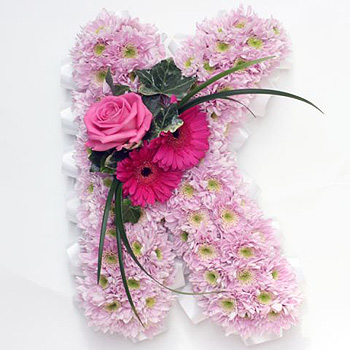 K Letter In Rose floral-letter-flowers-by-delivery