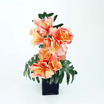 Aurora silk flower arrangement aurora silk arrangement mightylinksfo