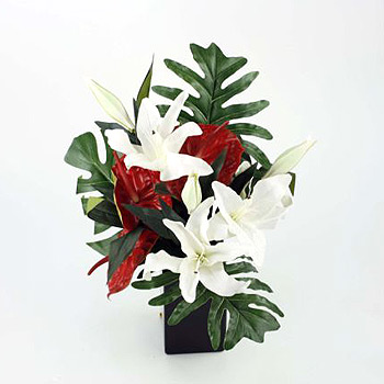 Floral dance silk flower arrangement floral dance silk arrangement mightylinksfo