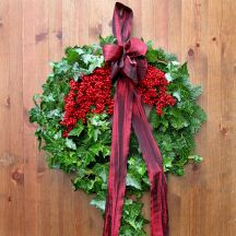 Ivy & Berries - Wreath