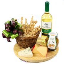 Cheese & Wine Indulgence