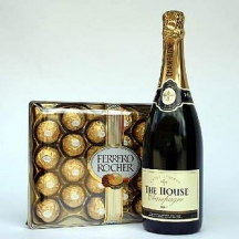 Champers and Chocs