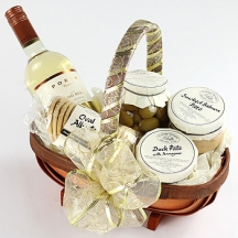 Country Style Gift Basket