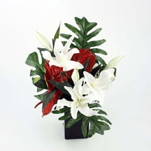 Floral Dance - Silk Arrangement