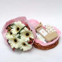 Natural Soaps & Bouquet