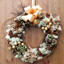 Classic Natural Wreath